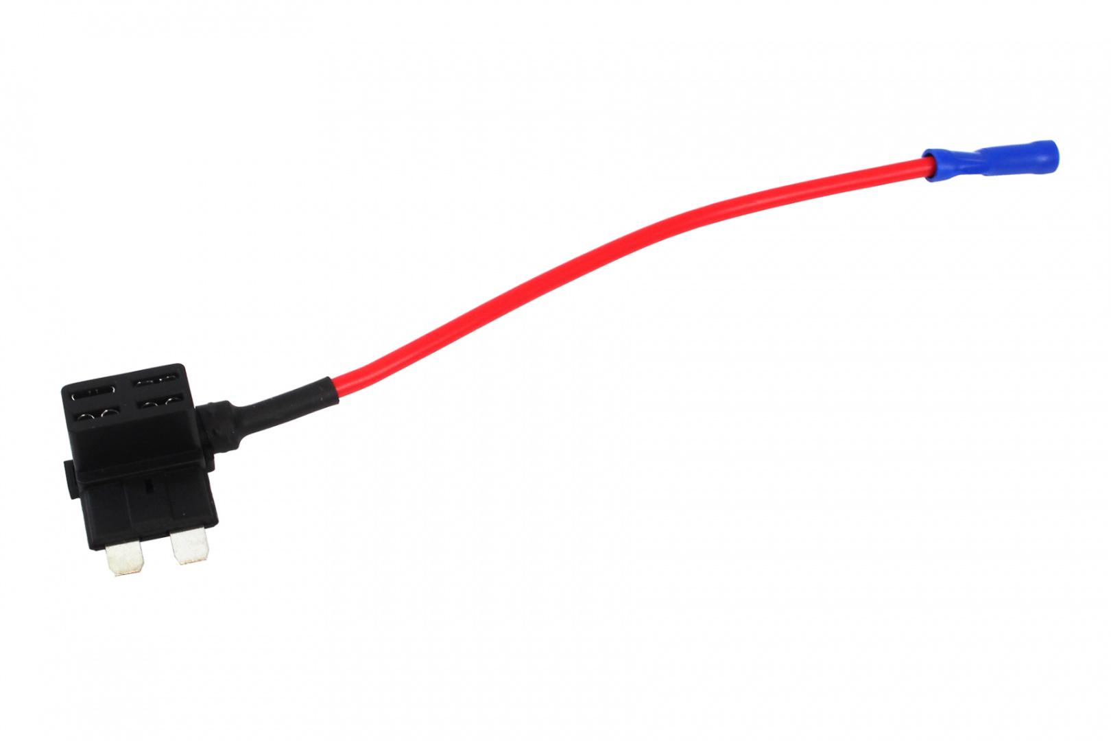 Adapter dodatkowego obwodu pod bezpiecznik - GRUBYGARAGE - Sklep Tuningowy